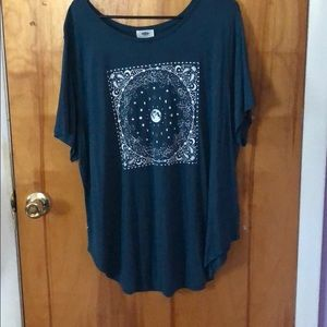 2XL Astrologyish Old Navy Shirt